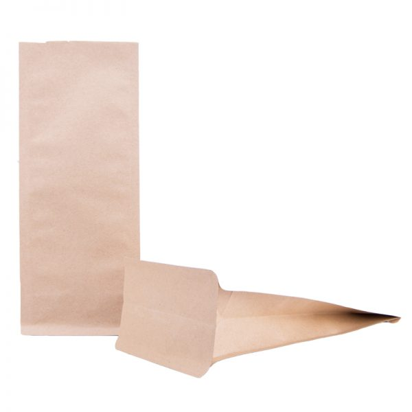 Flat Bottom Stand Up Pouches