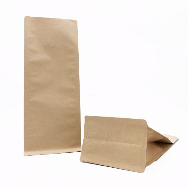 Paper box bottom bags