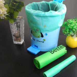green dustbin bags