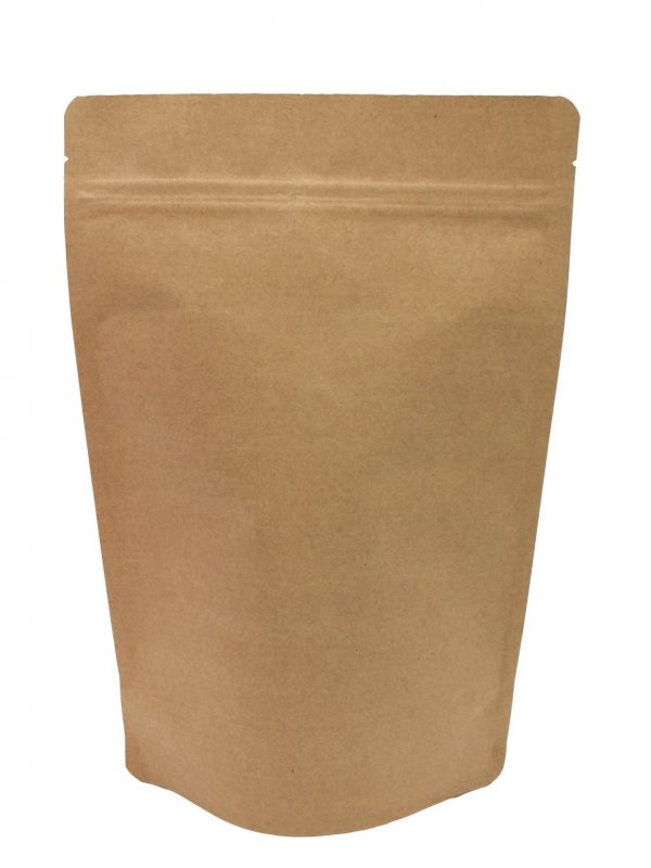 Kraft Colour Stand Up Pouch