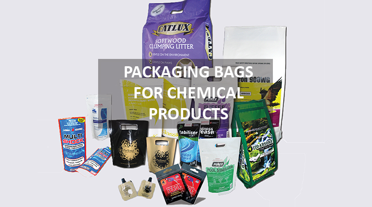 Chemical Packaging Banner